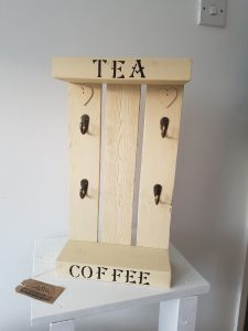 Tea or Coffee cup hanger