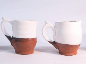 Portaferry Pottery cups