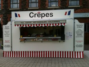 Crepes2go stall